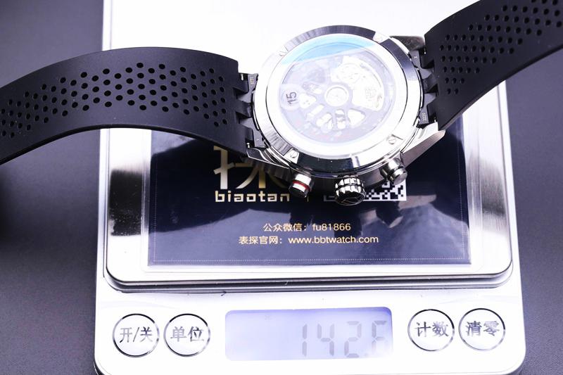 xf泰格豪雅镂空卡莱拉赛车镂空复刻手表 钢带款
