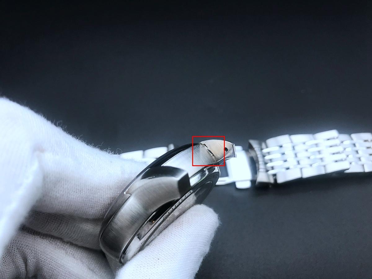 欧米伽碟飞复刻表对比 小厂大厂原装对比