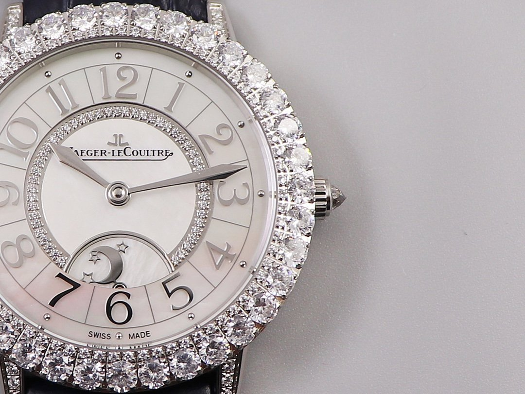 复刻手表积家约会系列Q3523570机械女表
