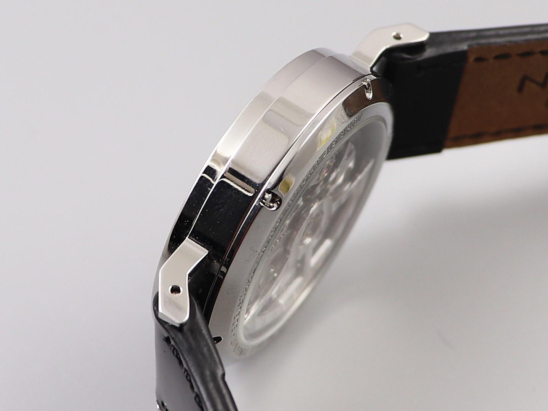 高仿诺莫斯手表nomos极简纯粹男士机械