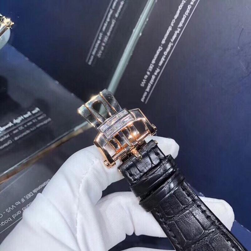 百达翡丽运动系列 原装后钻 40mm
