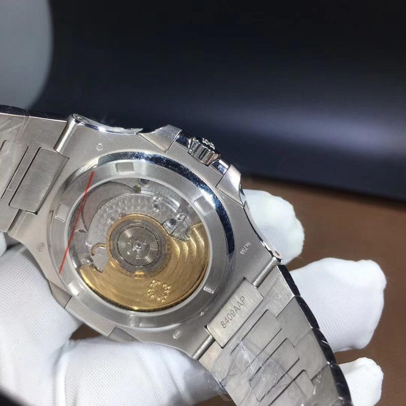 百达翡丽鹦鹉螺40mm满钻