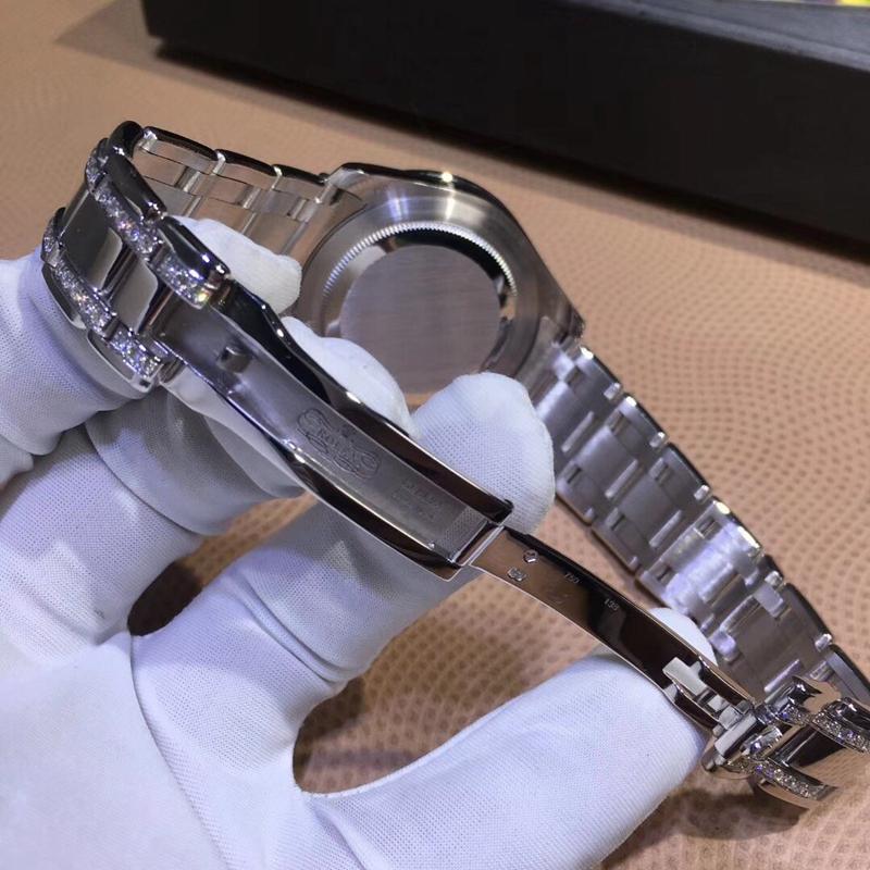 劳力士珍珠淑女型系列 39mm机械真金真钻