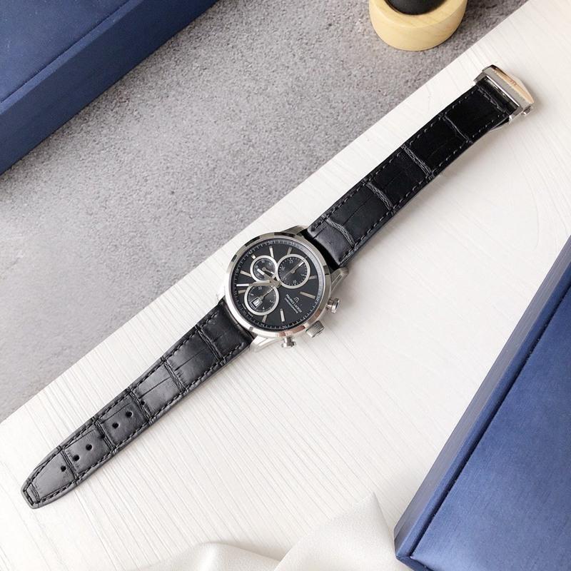 艾美原单奔涛系列顶级品质瑞士eta7750机械男表