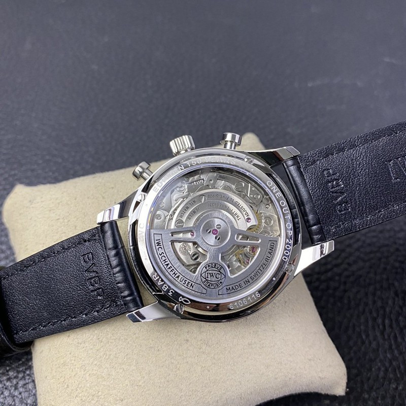 YL复刻万国绿葡计手表绿盘葡萄牙计时腕表