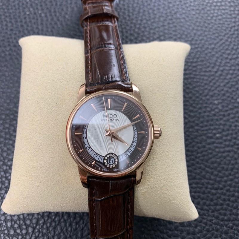 美度女表高仿贝伦赛丽机械手表