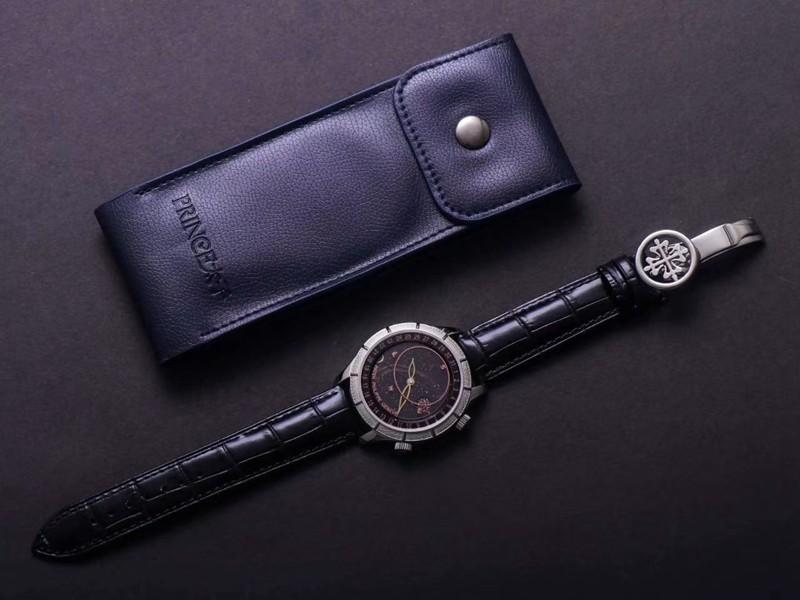 百达翡丽超a手表复杂功能星空系列5106R/5102/6104绿盘