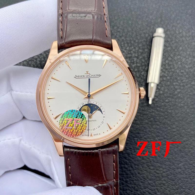 复刻手表积家大师月相ZF对比TW区别