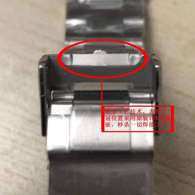 复刻手表NOOB厂劳力士水鬼V11版潜航者评测