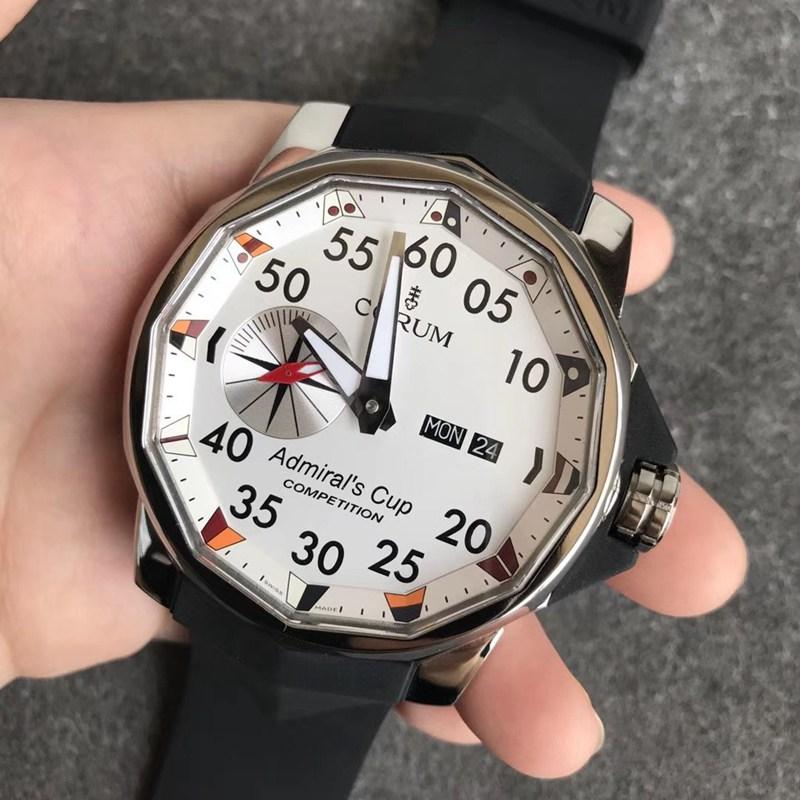 昆仑复刻手表海军上将系列大直径硬汉风