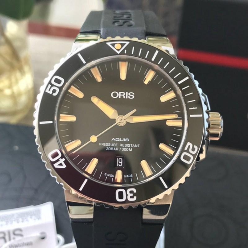 豪利时高仿手表潜水系列胶带款黑盘 原单顶级品质 瑞士sw200机芯