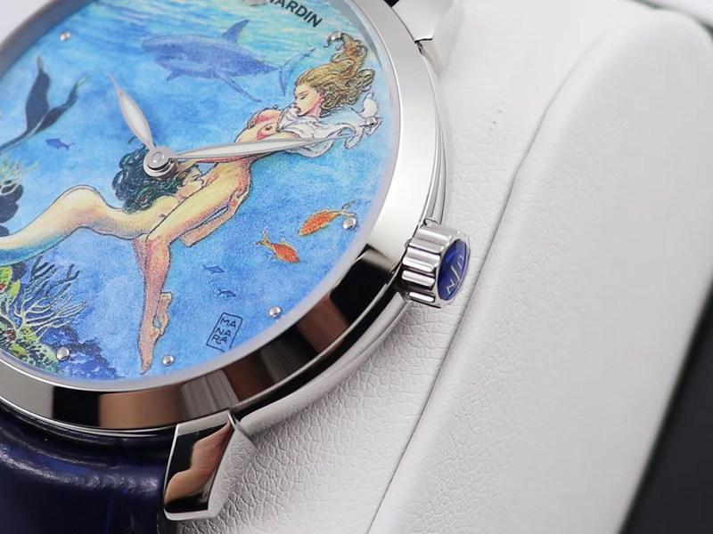 精仿雅典手表鎏金经典系列3203-136LE-2/MANARA.08