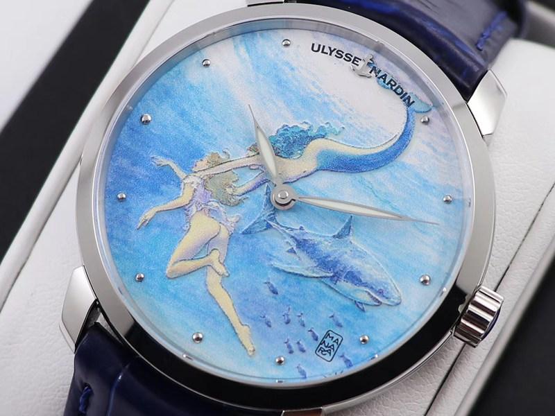 高仿雅典手表鎏金经典系列3203-136LE-2/MANARA.05