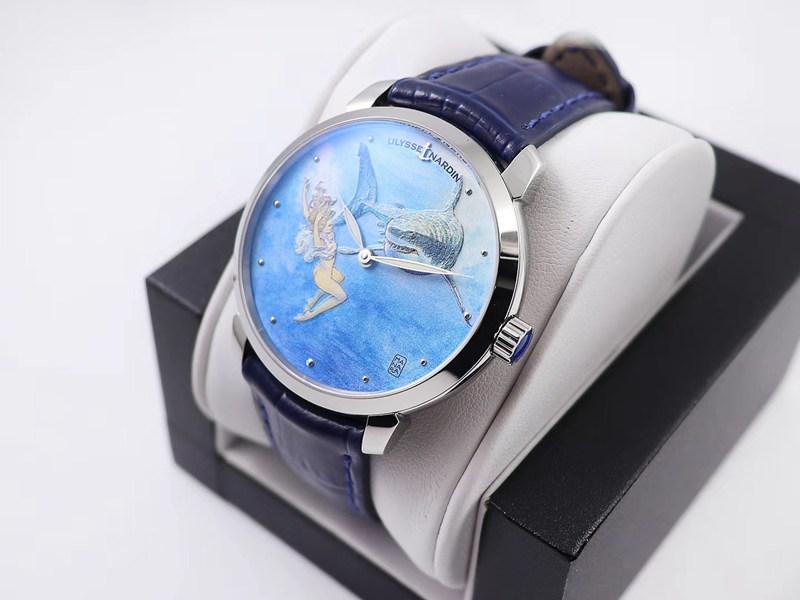 复刻雅典手表鎏金经典系列3203-136LE-2/MANARA.04