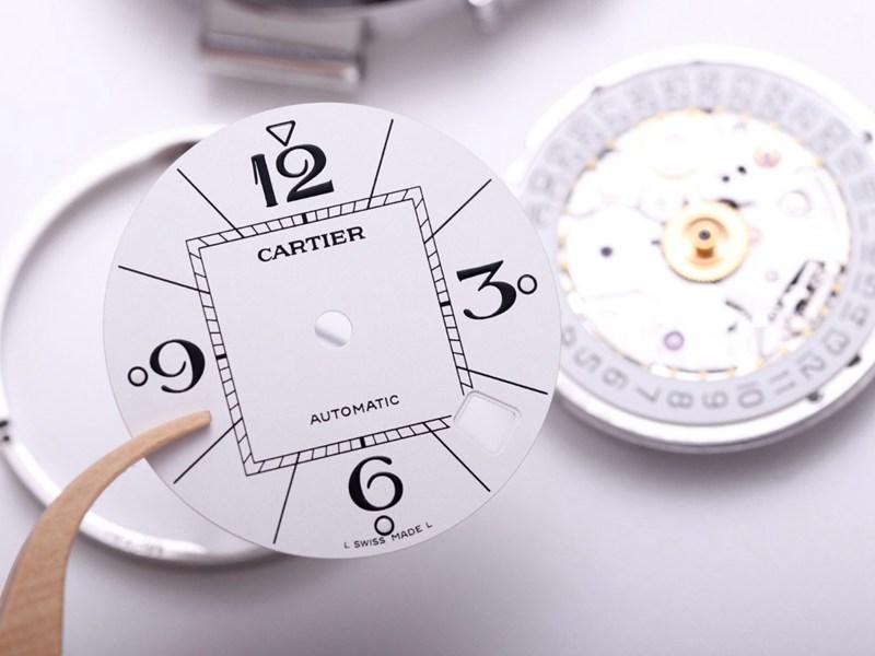 V9卡地亚2020最新复刻帕莎系列W31074M7女士自动机械手表评测