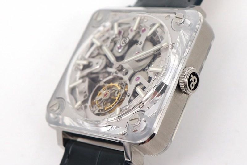 复刻手表BBR柏莱士全新BR-X2陀飞轮v2升级版科技感十足