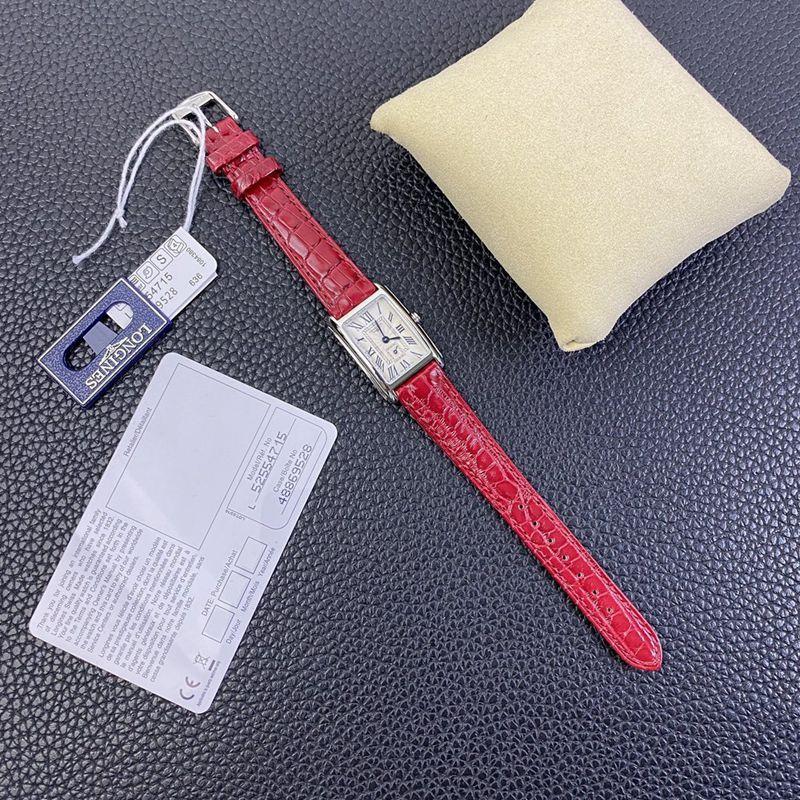 浪琴戴卓维纳系列复刻手表