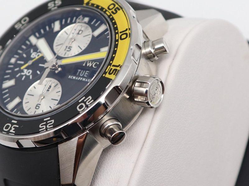万国复刻手表海洋计时系列腕表