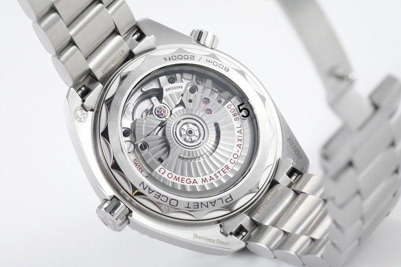 欧米伽高仿手表海马600米女表 39.5MM腕表