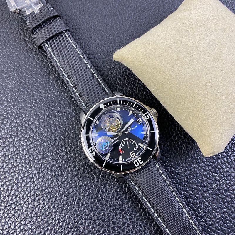 宝珀五十噚系列终极版真陀飞轮男士腕表复刻手表