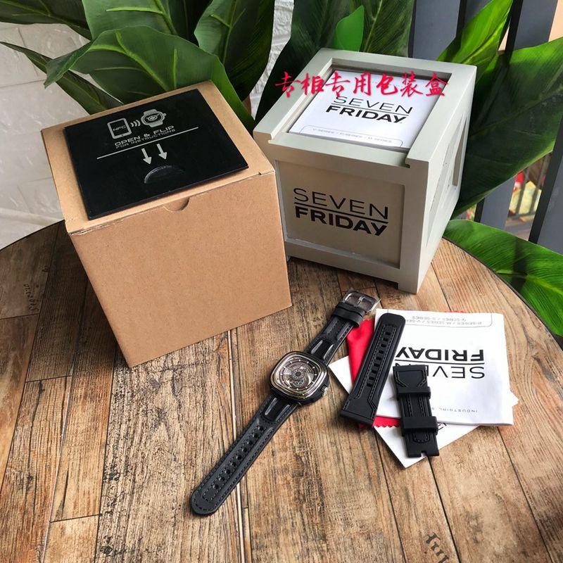 七个星期五sevenFRIDAY P3C/01型手表复刻手表