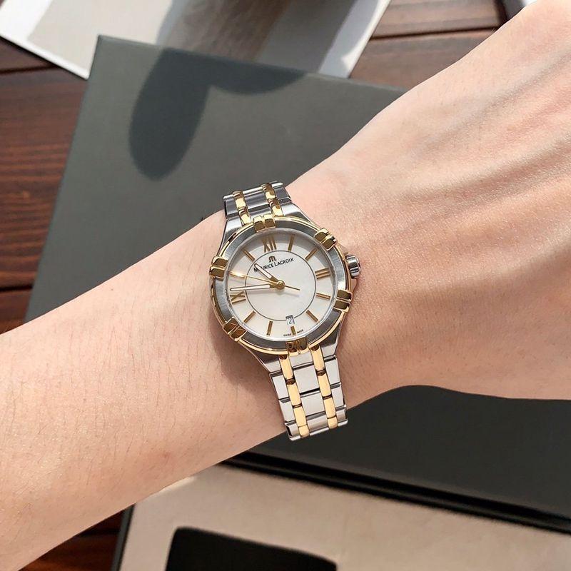 艾美AIKON.QUARTZ系列女士石英腕表复刻手表