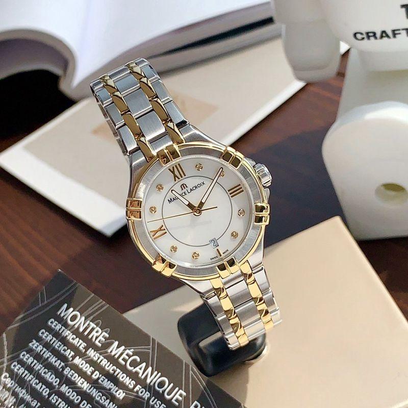 艾美AIKON QUARTZ系列女士石英腕表复刻手表