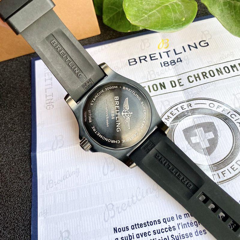 百年灵超级海洋自动机械腕表复刻手表