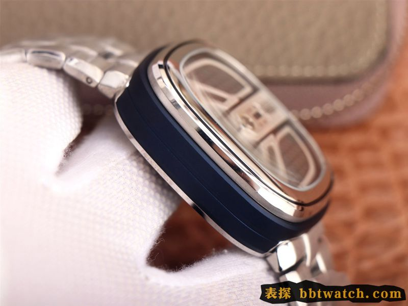 复刻手表SEVENFRIDAY/七个星期五手表瑞士自动机械男表钢带大表盘M1B/01M