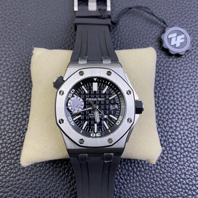 爱彼精仿手表AP15710王者归来机械腕表