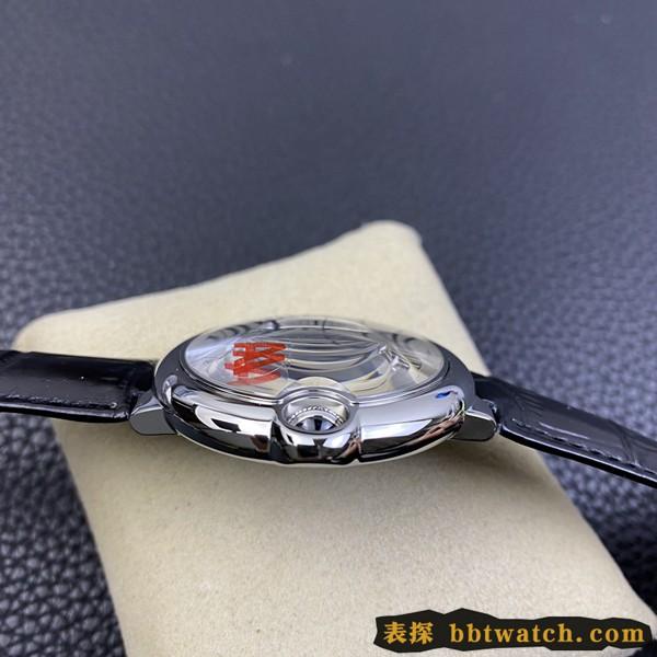 2020全新复刻手表卡地亚蓝气球V6厂(V8升级版)官方保卡说明书保证书 皮带款