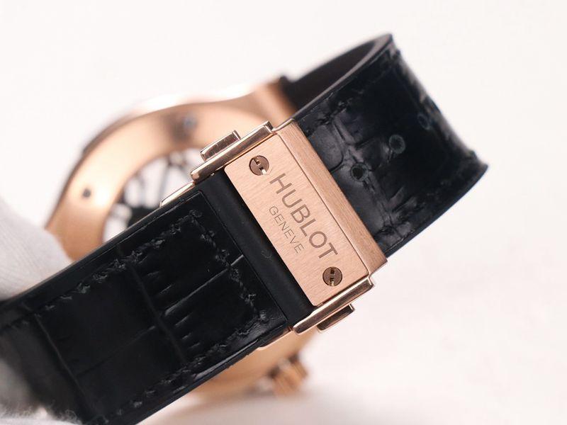 宇舶复刻手表(恒宝)经典融合CLASSIC FUSION系列陀飞轮腕表