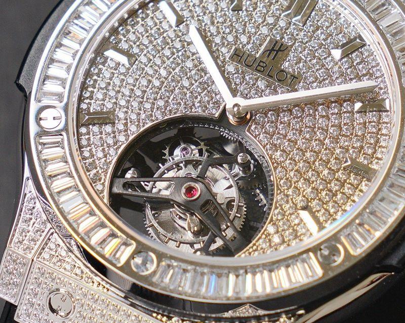 宇舶复刻手表经典融合(CLASSIC FUSION)系列陀飞轮腕表