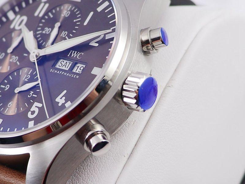万国精仿手表IWC3777飞行员计时系列腕表