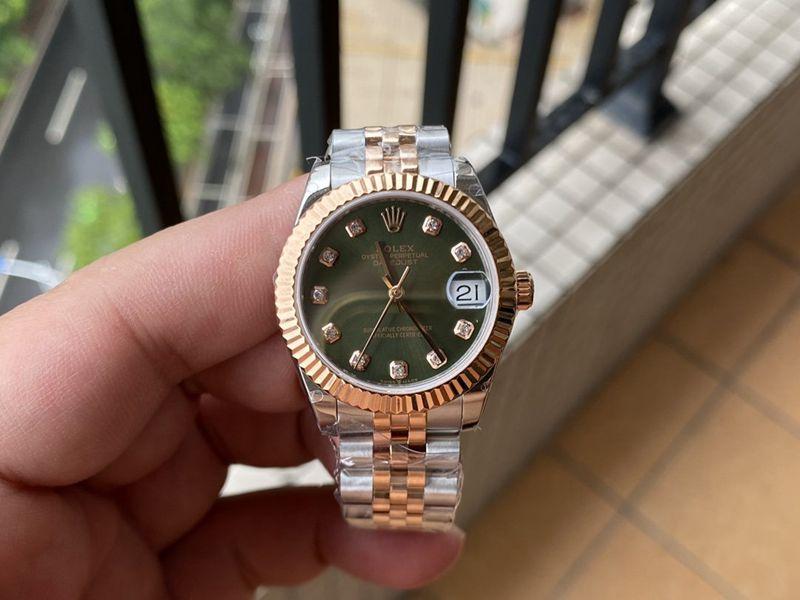 劳力士精仿手表女款日志腕表