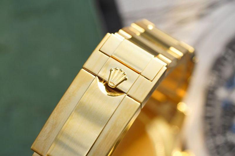 劳力士精仿手表宇宙计型迪通拿全金系列腕表