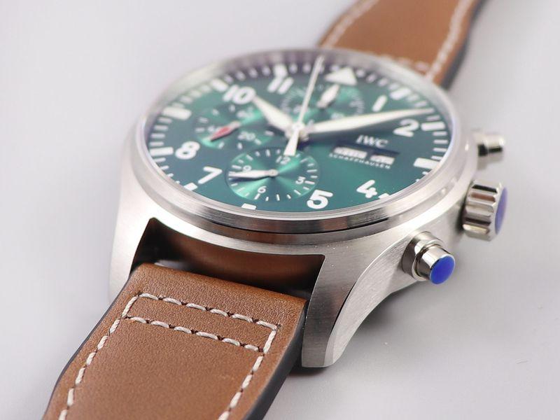 万国高仿手表IWC3777飞行员计时系列腕表