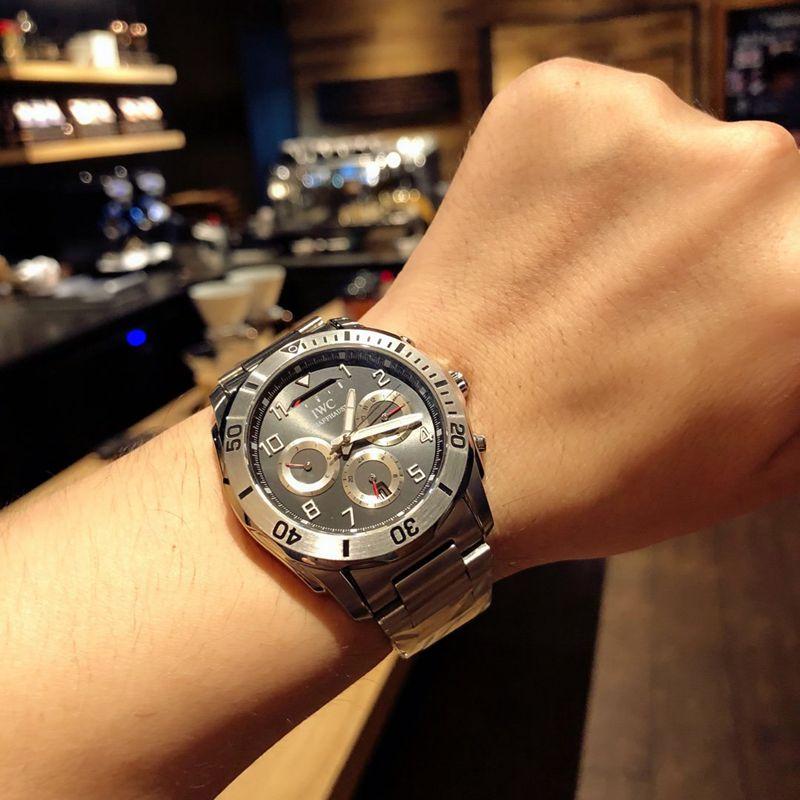 万国复刻手表IWC日月星辰空军一号特种部队专用腕表