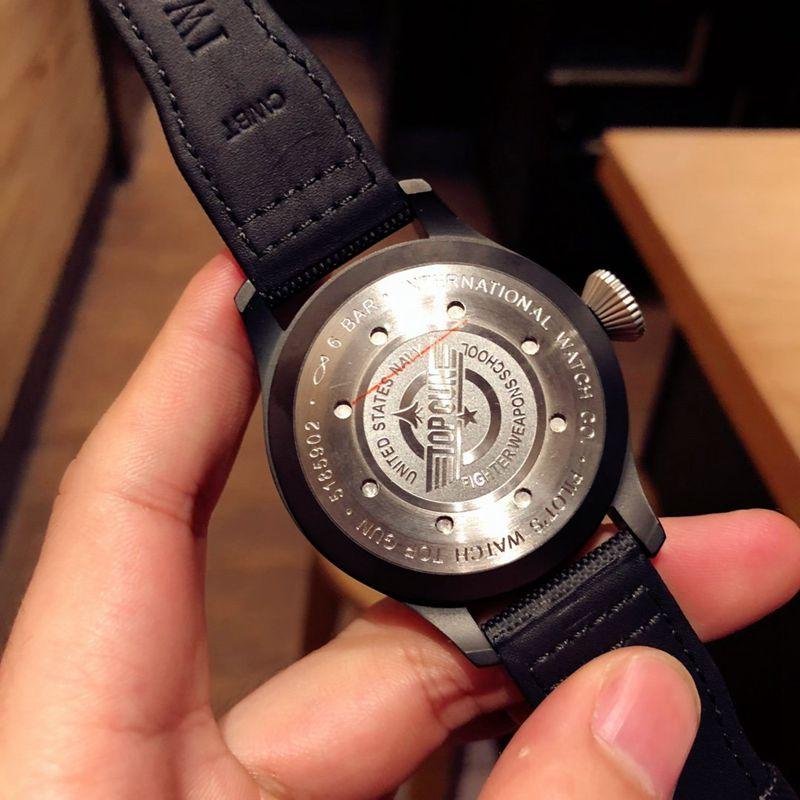 万国精仿手表IWC概念表特别版腕表