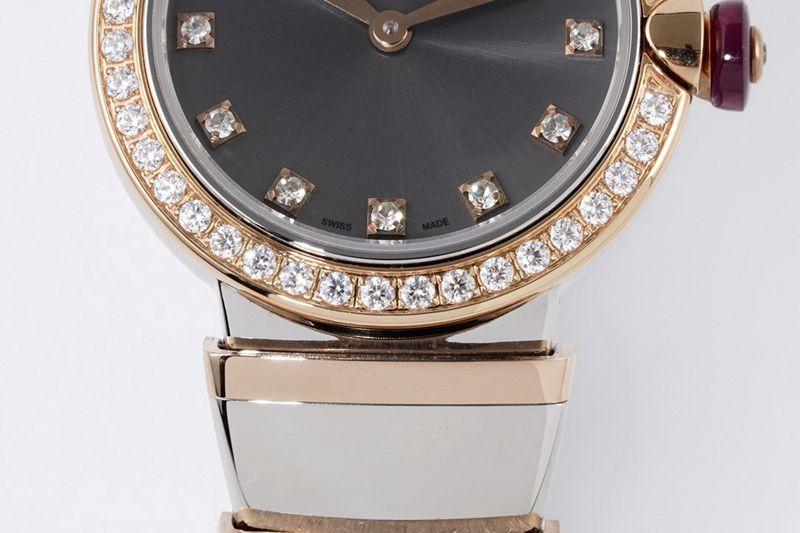宝格丽高仿手表BVLGARI LVCEA 系列腕表