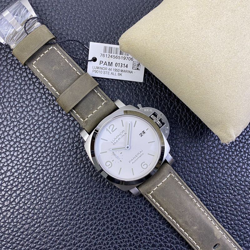 沛纳海精仿手表白马王子PAM1314腕表