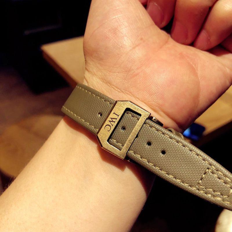 万国高仿手表IWC概念表特别版腕表