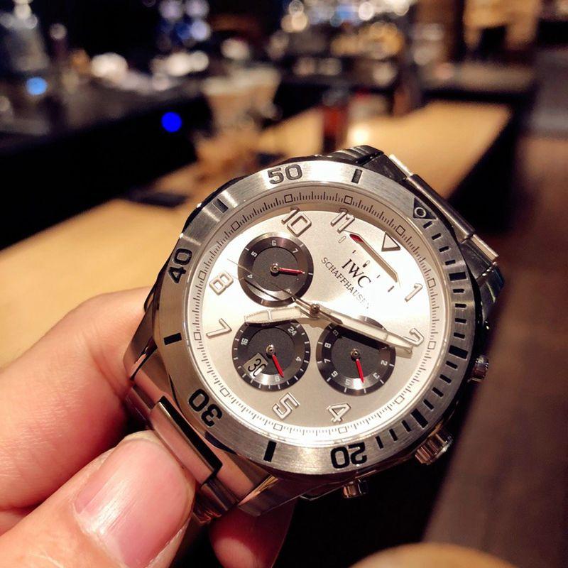 万国复刻手表IWC动能储备显示日月星辰空军一号特种部队专用腕表