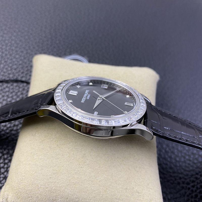 百达翡丽复刻手表古典系列PP5298P男士机械腕表