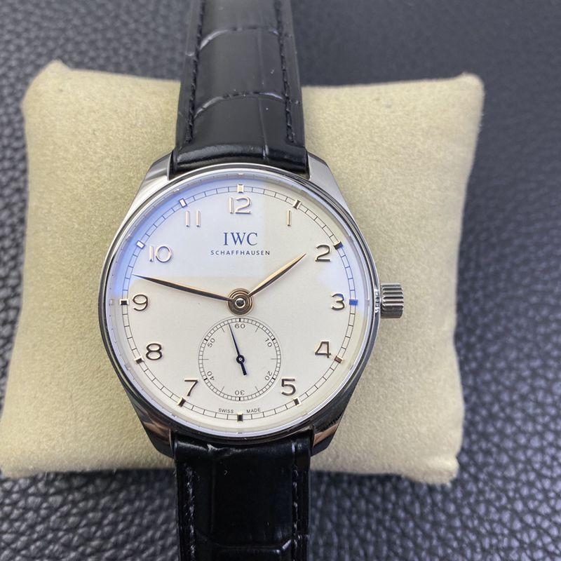 YL万国精仿手表葡萄牙自动小三针男士机械腕表