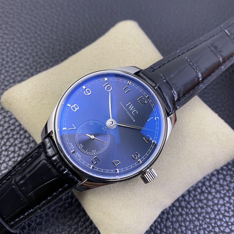 YL厂万国复刻手表葡萄牙自动小三针男士机械腕表
