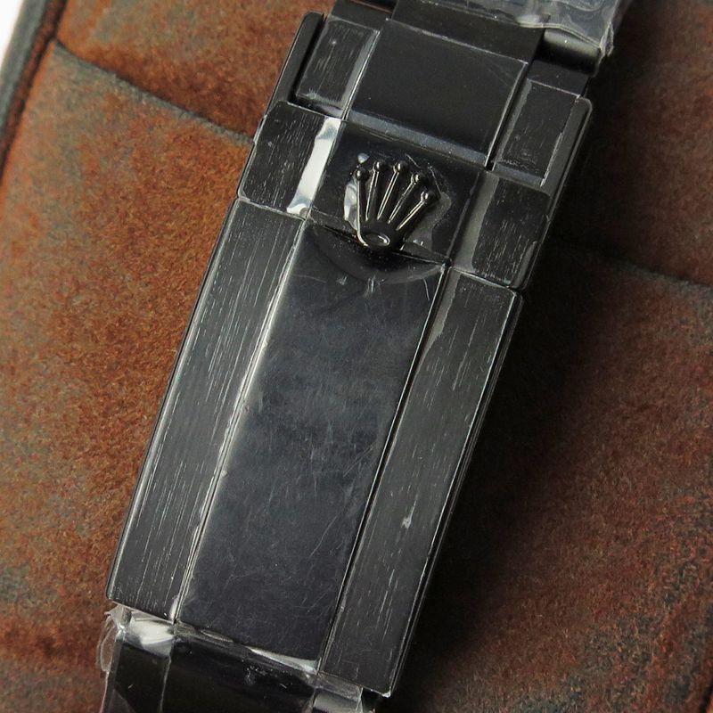 劳力士高仿手表格林尼治型REVENGE米尔高斯复仇系列限量款男士机械腕表
