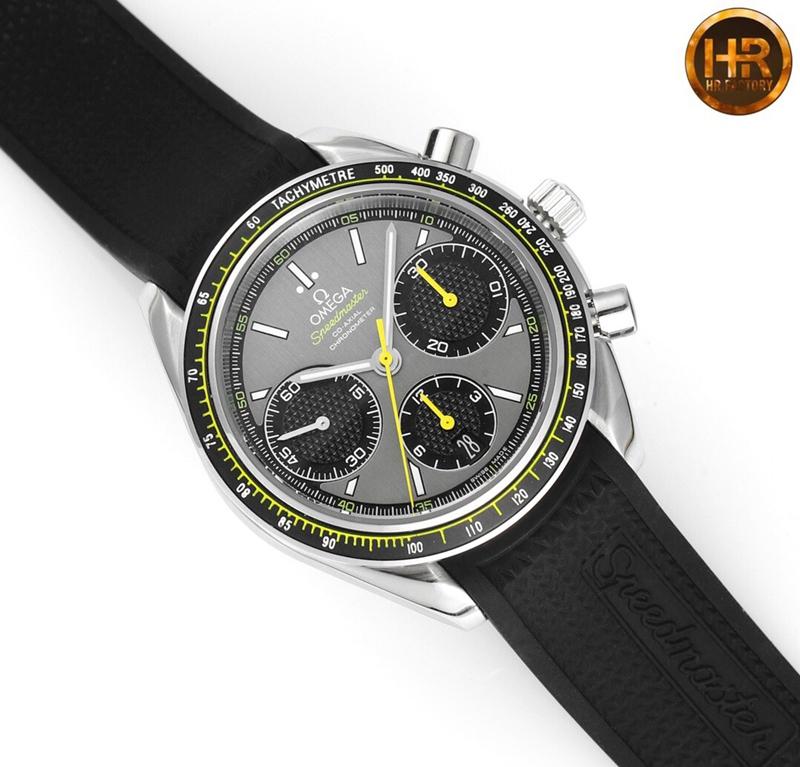 欧米茄超霸系列赛车计时码表顶级复刻手表326.32.40.50.06.001多功能