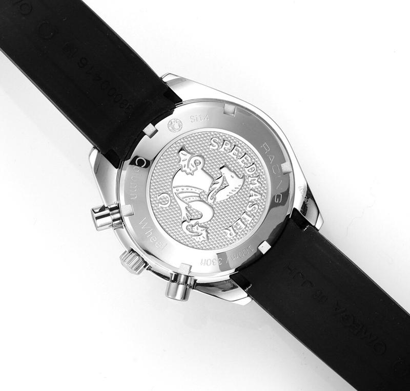 复刻欧米茄手表超霸系列326.32.40.50.01.002多功能赛车计时