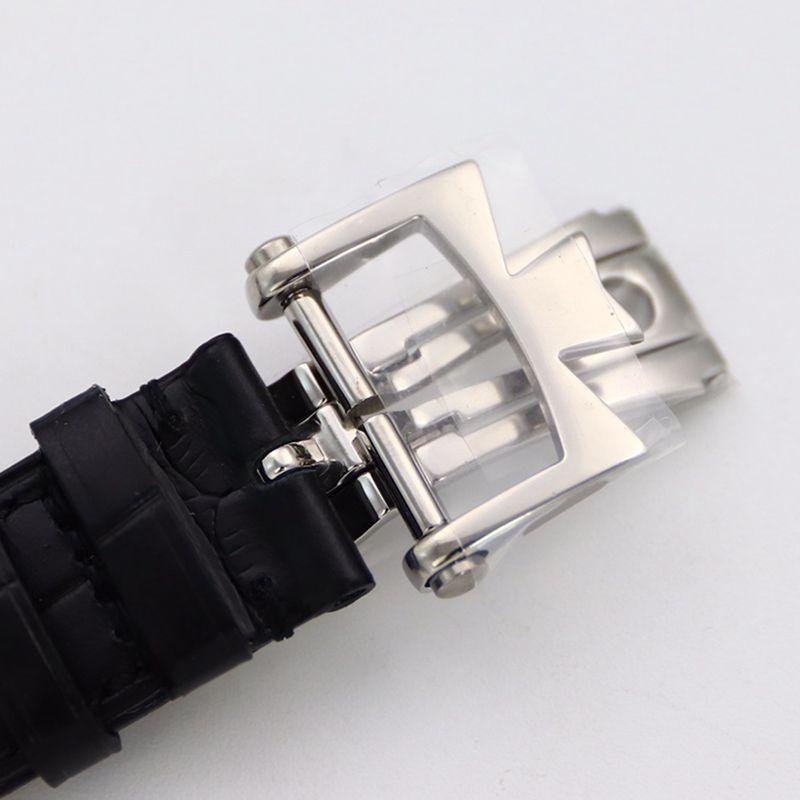 江诗丹顿顶级复刻手表Traditionnelle传袭系列陀飞轮皮带黑盘男士腕表